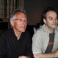 Günther Fischer und Rainer Oleak