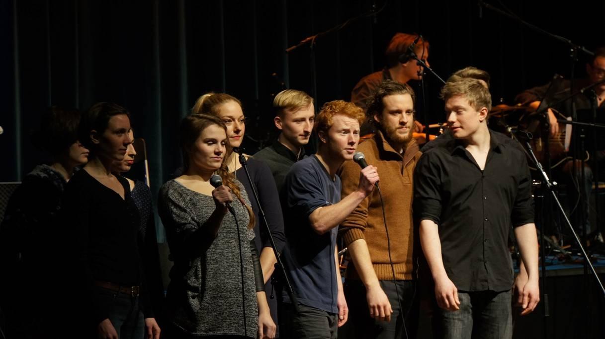 Die Schauspielbrigade Leipzig